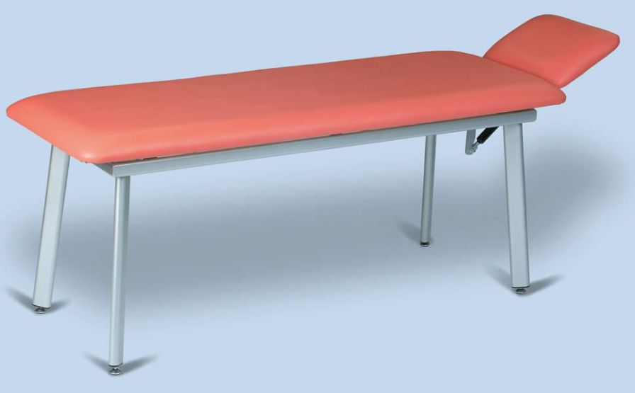 Fixed examination table / 2-section RU-1062 AGA Sanitätsartikel GmbH
