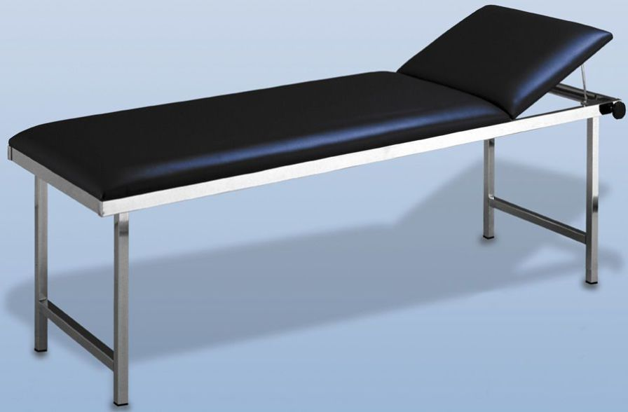 Fixed examination table / 2-section U-1065, U-2065 AGA Sanitätsartikel GmbH