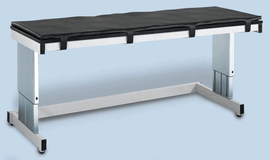 Height-adjustable radiography table / mobile / electrical / with table AGA-POWER-LIFT series AGA Sanitätsartikel GmbH
