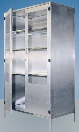 Medical cabinet / for healthcare facilities / stainless steel BMT Medical Technology