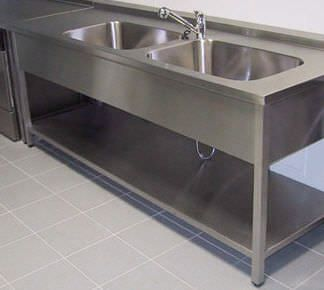 Wet bench stainless steel / sterilization BMT Medical Technology
