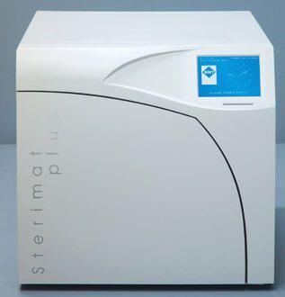 Dental autoclave / bench-top STERIMAT PLUS BMT Medical Technology