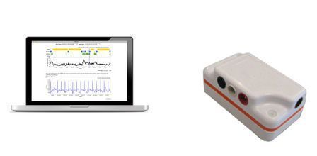 ECG acquisition module (wireless) PAMSys-ECG™ Biosensics