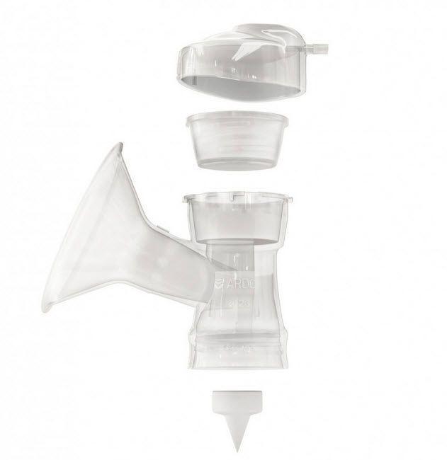 Sterile breast pump collection kit OneMum Ardo