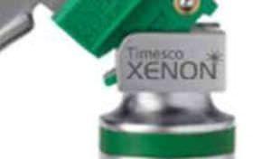 Macintosh laryngoscope blade / disposable / fiber optic Callisto Armstrong Medical