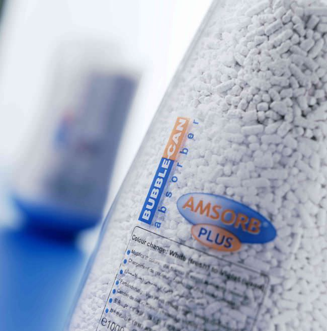 Carbon dioxide absorbent AMSORB® PLUS Armstrong Medical