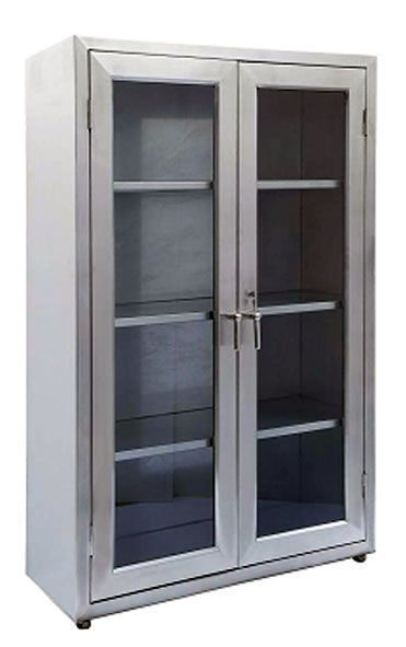 Storage cabinet / medical / for healthcare facilities / stainless steel Baygen Laboratuar