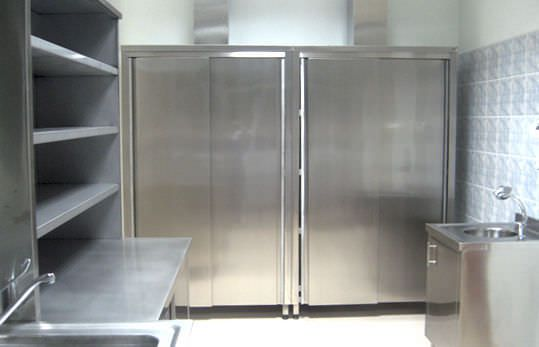 Medical cabinet / histopathology laboratory / air cooled Baygen Laboratuar