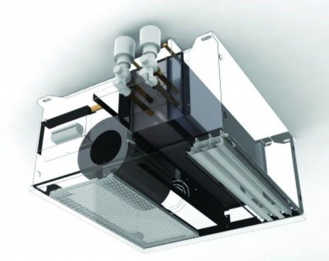 Healthcare facility air conditioner / reversible / cassette BORA AIRCALO