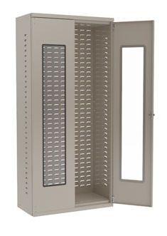 Safety cabinet / medicine / 2-door QUICK-VIEW Akro-Mils