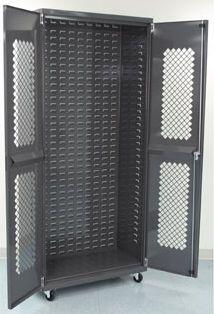 Safety cabinet / medicine / 2-door SECURE VIEW Akro-Mils