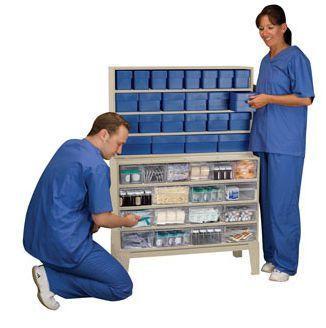 Medical cabinet / medicine AKRODRAWERS Akro-Mils