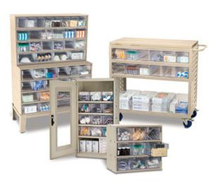 Medical cabinet / medicine AKRODRAWERS® Akro-Mils