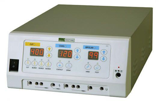 Bipolar cutting HF electrosurgical unit / monopolar cutting / monopolar coagulation / bipolar coagulation DOCTANZ 400/300/200, DOCTANZ 400/300/200 Plus Beful