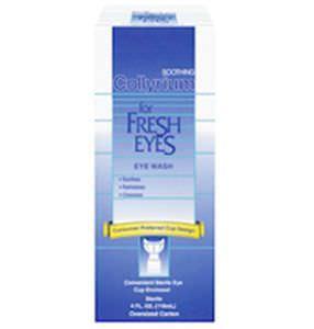 Eye wash solution Collyrium Bausch + Lomb