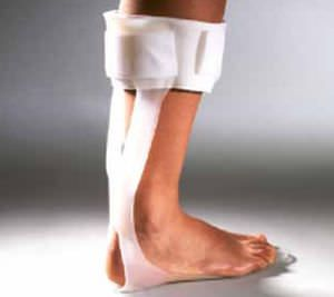 Ankle and foot orthosis (AFO) (orthopedic immobilization) 4508 / ORMIHL ALTEOR