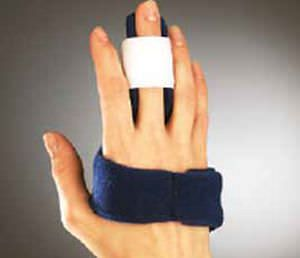Finger splint (orthopedic immobilization) / finger extension AD THERMO / SOBER ALTEOR