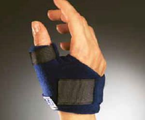 Thumb splint (orthopedic immobilization) APB THERMO PLUS / SOBER ALTEOR