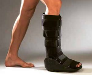 Long walker boot BFC / BFH FAG ALTEOR