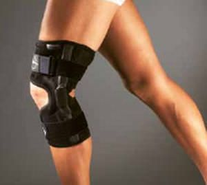 Knee orthosis (orthopedic immobilization) / patella stabilisation / articulated X-TREM / ORMIHL ALTEOR
