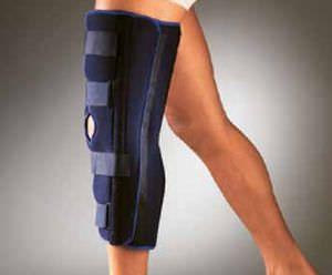 Knee splint (orthopedic immobilization) KE / FAG ALTEOR