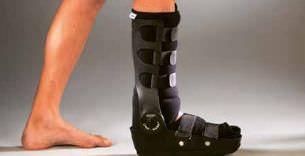 Long walker boot / articulated OMNI / SOBER ALTEOR
