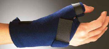 Thumb orthosis (orthopedic immobilization) / wrist orthosis / immobilisation APP MINI THERMO / SOBER ALTEOR