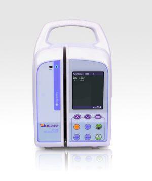 Volumetric infusion pump / multi-function / 1 channel iP 12B Biocare