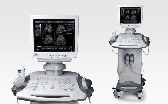 Ultrasound system / on platform / for multipurpose ultrasound imaging iS 210/220 Biocare