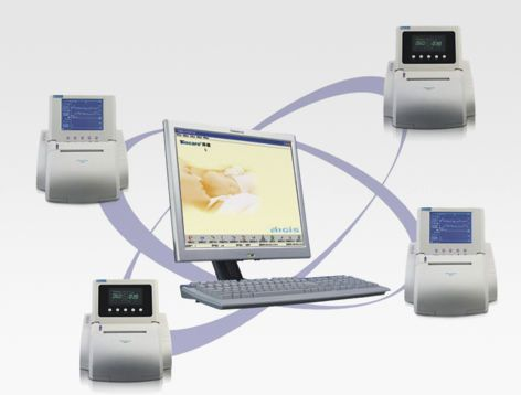 Fetal central monitoring station CIS-Analysis 2000 Biocare
