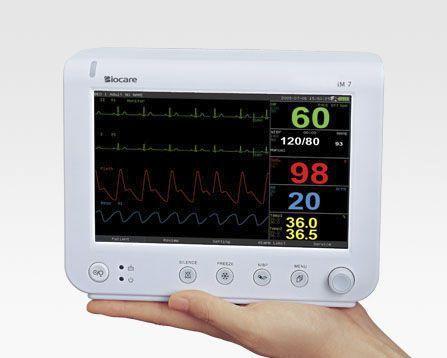Compact multi-parameter monitor / veterinary iM 7 Vet Biocare