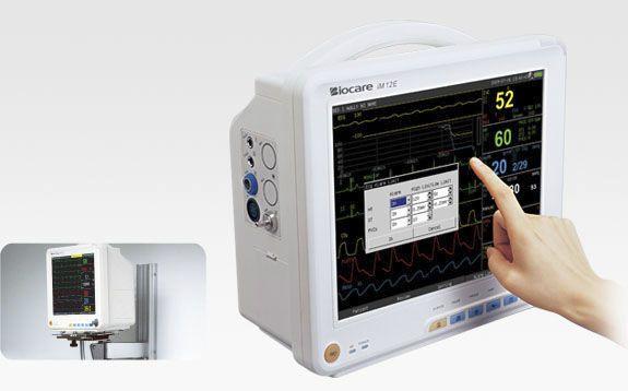 Compact multi-parameter monitor / veterinary iM 12E Vet Biocare