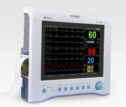 Compact multi-parameter monitor / wireless PM-900S Biocare