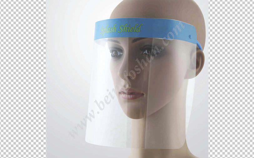 Facial mask / PET / glass BEING FOSHAN MEDICAL EQUIPMENT