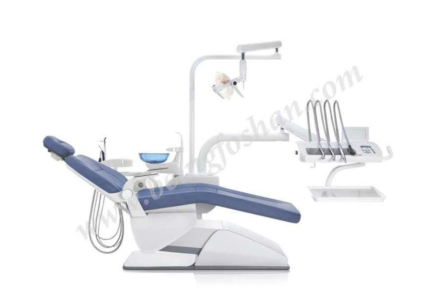 Dental treatment unit with motor-driven chair PEONY 2300S BEING FOSHAN MEDICAL EQUIPMENT