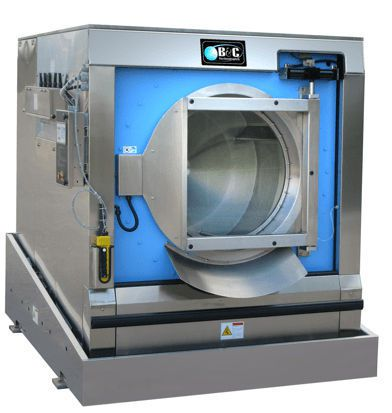 Front-loading washer-extractor / for healthcare facilities SI series B&C Technologies
