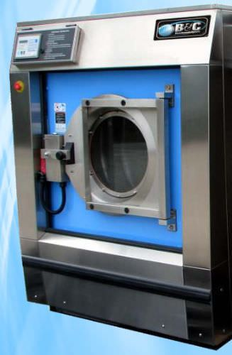 Front-loading washer-extractor / for healthcare facilities HP series B&C Technologies