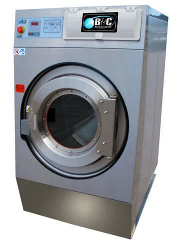 Front-loading washer-extractor / for healthcare facilities HE series B&C Technologies