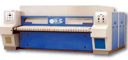 Healthcare facility ironer IM series B&C Technologies