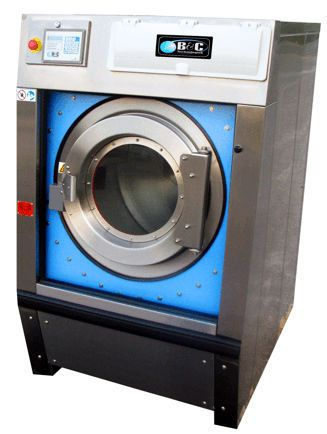 Front-loading washer-extractor / for healthcare facilities SP series B&C Technologies