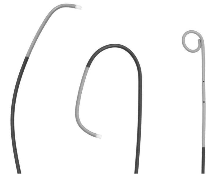 Angiography catheter Alvision™ ALVIMEDICA