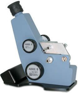 Abbe laboratory refractometer / digital / bench-top Abbe 5 Bellingham + Stanley