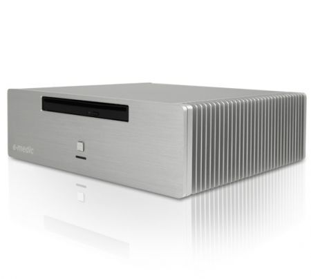 Fanless medical box PC Intel® Core™ i5-3570T, 2.3 Ghz | e-medic™ Silence ST-M i5 Baaske Medical