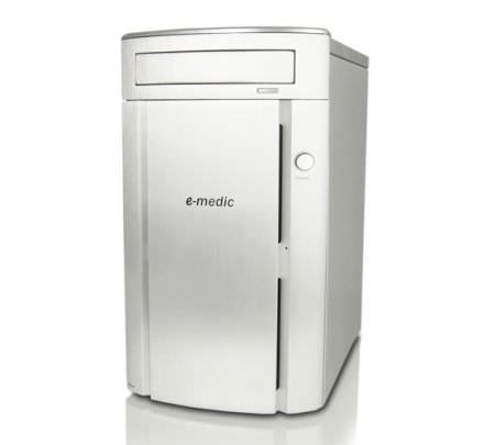 Medical computer Intel® Core™ i5-4440, 3.1 Ghz | e-medic™ Pro-Line M II i5 Baaske Medical