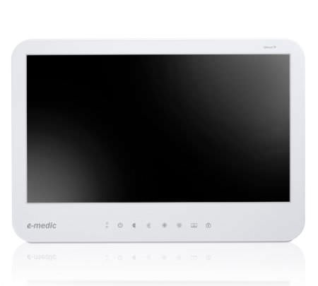 Medical panel PC with touchscreen / fanless Intel® Core™ i3-3217U 1.8 Ghz , 21.5"