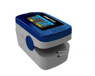 Compact pulse oximeter / fingertip MD300C2 Beijing Choice Electronic Technology
