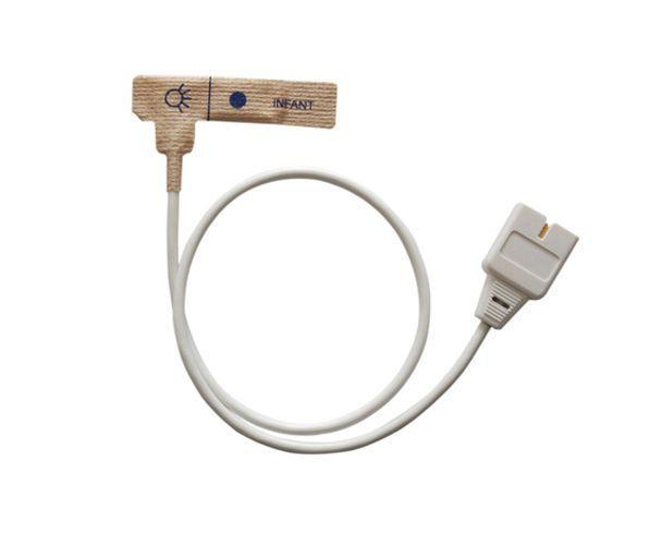 Fingertip SpO2 sensor / disposable / infant M-50J010NE045 Beijing Choice Electronic Technology