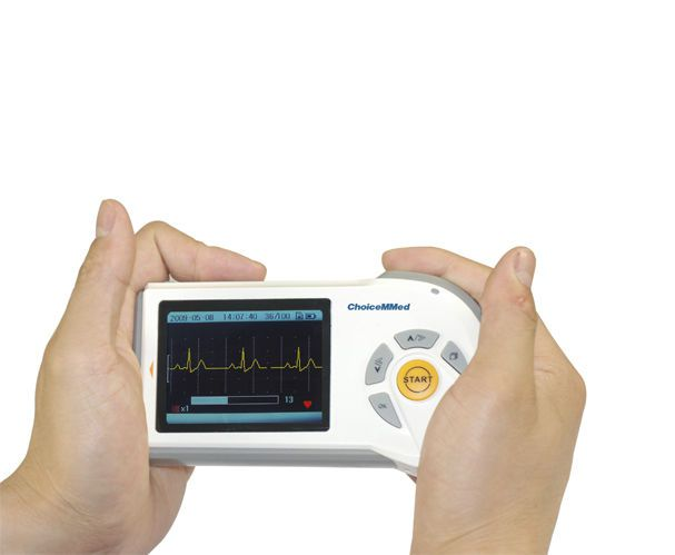 ECG patient monitor / portable MD100E Beijing Choice Electronic Technology