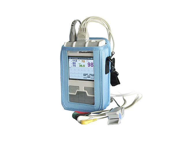 Portable multi-parameter monitor / ambulatory MMED6000RD-FG6 Beijing Choice Electronic Technology