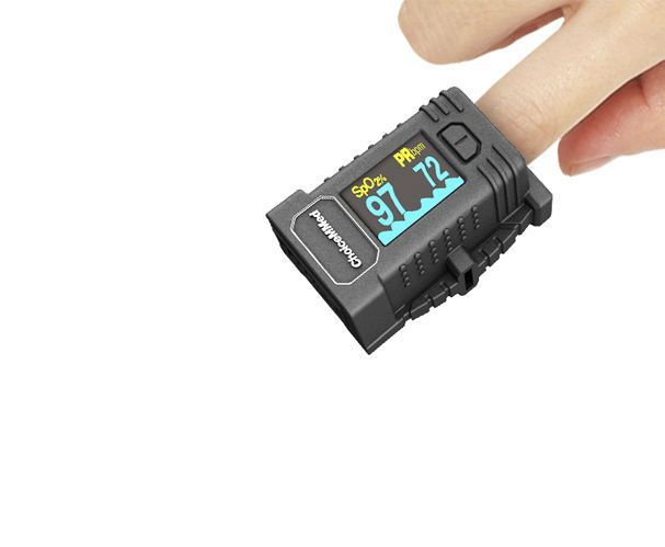 Compact pulse oximeter / fingertip MD300CB3 Beijing Choice Electronic Technology